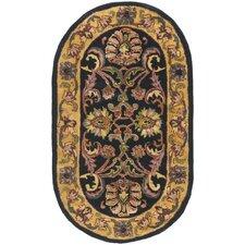 Golden Jaipur Antiquity Navy/Gold Rug