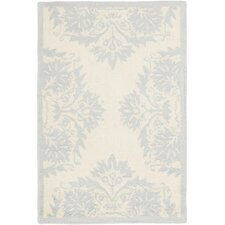 Chelsea Ivory / Grey Area Rug