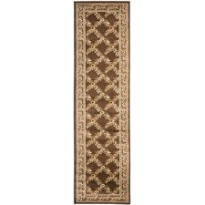 <strong>Safavieh</strong> Lyndhurst Brown/Brown Checked Rug