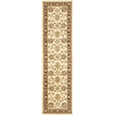 Lyndhurst Ivory/Brown Rug