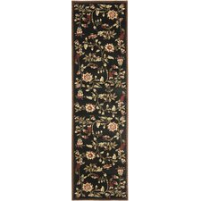 Lyndhurst Black/Multi Rug
