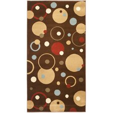 Porcello Brown Area Rug