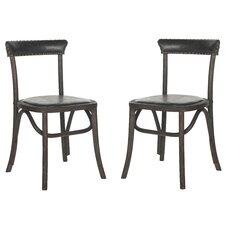 <strong>Safavieh</strong> Mercer Kenny Side Chair (Set of 2)
