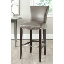 "<strong>Safavieh</strong> Mercer Seth 30"" Swivel Bar Stool"