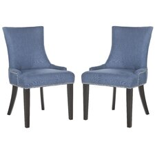 <strong>Safavieh</strong> Mercer Lester Dining Chair (Set of 2)