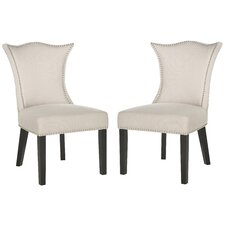 <strong>Safavieh</strong> Mercer Ciara Side Chair (Set of 2)