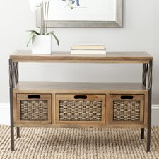<strong>Safavieh</strong> American Home Joshua Console Table