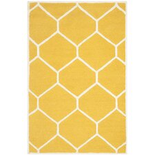 Cambridge Gold / Ivory Area Rug