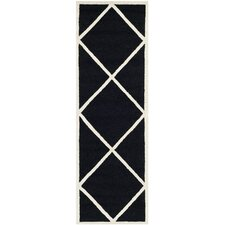<strong>Safavieh</strong> Cambridge Black Rug