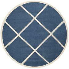 Cambridge Navy Rug