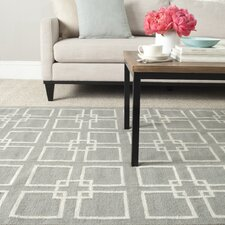 Martha Stewart Cement Gray Rug