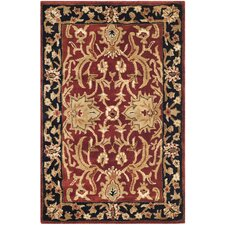 Persian Legend Black Rug