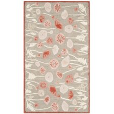 Martha Stewart Cayenne Red Area Rug