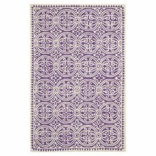 Cambridge Purple/Ivory Rug