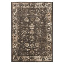 Vintage Soft Anthracite Rug