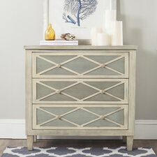 Everley 3 Drawer Chest