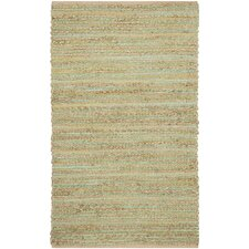 Cape Cod Light Green Area Rug