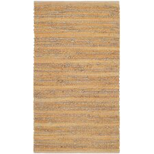 Cape Cod Orange Area Rug