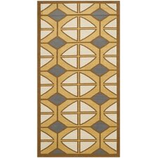 Hampton Camel / Ivory Outdoor Rug