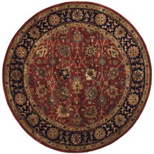 Persian Legend Rust / Navy Rug