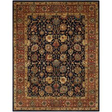 Persian Legend Navy / Rust Rug