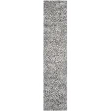 Malibu Shag Silver Rug