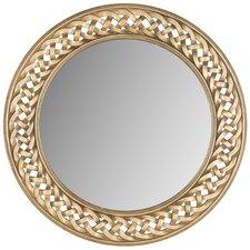 Braided Chain Mirror