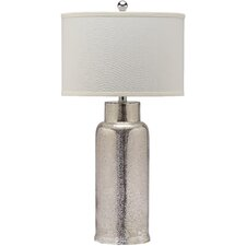 """Bottle 29"""" H Table Lamp with Drum Shade (Set of 2)"""
