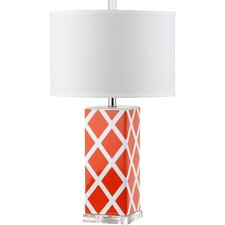 Nantucket Table Lamp with Drum Shade (Set of 2)