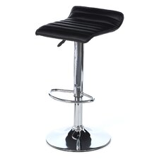 Kemonti Adjustable Height Swivel Bar Stool