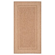Martha Stewart Color Frame Coffee Area Rug
