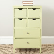 Lilly 6 Drawer Lingerie Chest
