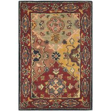 Heritage Red / Multi Rug