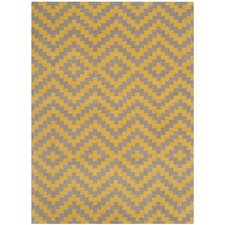 Cambridge Taupe / Gold Rug