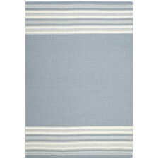 Dhurries Gray Area Rug