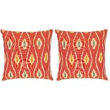Taylor Cotton Decorative Pillow (Set of 2)