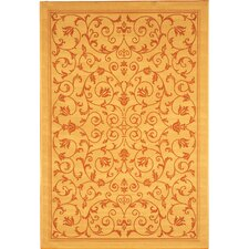 Courtyard All Over Vine Rug