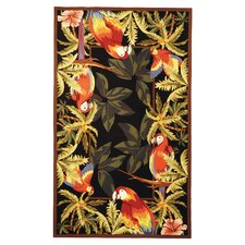 Chelsea Tropical Parrot Novelty Rug