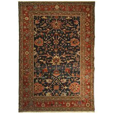 Turkistan Blue/Red Rug