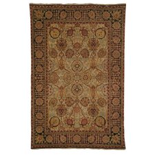 Old World Gold Laristan Rug
