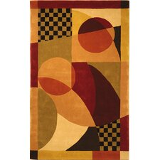 Rodeo Drive Sage Area Rug