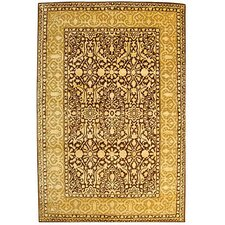 Silk Road Brown/Ivory Rug