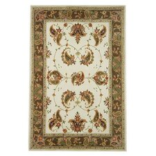 <strong>Safavieh</strong> Traditions Ivory/Sage Rug