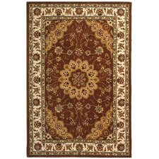 <strong>Safavieh</strong> Traditions Tan/Ivory Rug