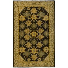Taj Mahal Brown/Ivory Rug