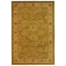 Antiquities Green/Ivory Rug