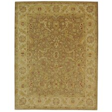 Antiquities Brown/Gold Rug