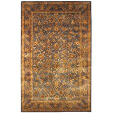 <strong>Safavieh</strong> Antiquities Majesty Blue/Gold Rug