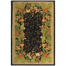 <strong>Safavieh</strong> Berkeley Black Rug
