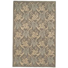 Berkeley Blue Vines Rug